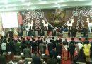 65 Anggota DPRD Provinsi NTT Resmi Dilantik Selasa (3/8/2019)