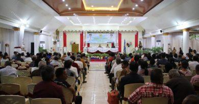 Ketua LPM dan RT/RW se-Kota Kupang Ikut Bimtek