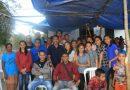 KMK BSB FKIP Undana Gelar Pengabdian Masyarakat dengan Semangat Tiga Benang Merah