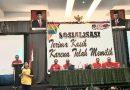 """Apresiasi 80% partisipasi pemilih pada pemilu 2019, KPU NTT gelar Sosialisasi """"Terima kasih karena telah memilih"""""""