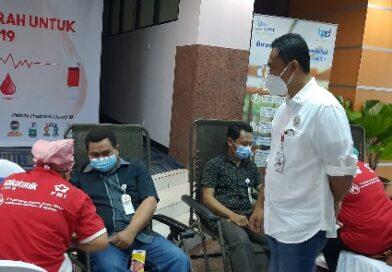 Dukung Pemprov.NTT Berantas Covid, Bank NTT Gelar Aksi Donor Darah (Plasma Darah dan Non-Plasma)