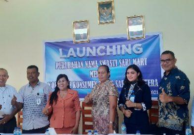 """Launching Perubahan Nama : """"Swasti Sari Mart Ke Koperasi Konsumen Tunas Sari Sejahtera"""""""