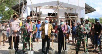 TMMD 111 2021 Pengabdian Untuk Negeri, Manunggal untuk Kabupaten Kupang Mandiri, Maju dan Sejahtera