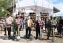 Buka TMMD Ke-111 TA 2021 di Desa Sahraen, Bupati Kupang Ingin TMMD Dua Kali Setahun