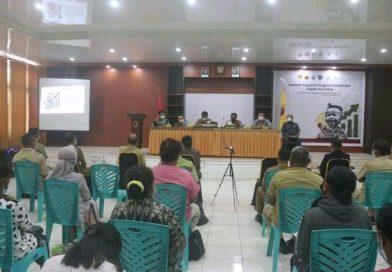 Wabup.Jery Manafe Buka Kegiatan Monitoring dan Evaluasi Program Capaian Cegah Stunting di  kabupaten Kupang Tahun  2021