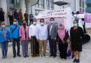 Bupati Hery Apresiasi dukungan Ansy Lema Bantu Alinstan ke Unika St.Paulus Ruteng