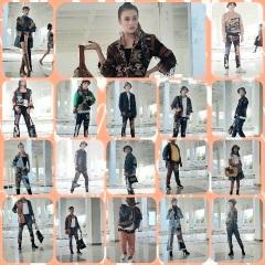 Manfaatkan perca tenun ikat NTT, Erwin Yuan Gelar RECYCLED HANDWOVEN Virtual Fashion Show